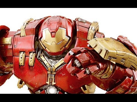 Hot Toys Hulkbuster 1:6 Scale Collectible Avengers Age of Ultron Movie Action Figure Revealed