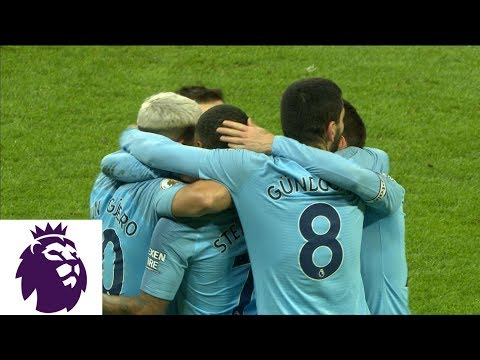 Video: Sergio Aguero, Man City recapture lead against Arsenal | Premier League | NBC Sports