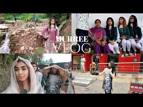 Spend A Week In Murree With Me | Pakistan Vlog | All Things Anisa