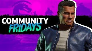 Fight Us In Mortal Kombat 11 (PS4) | GameSpot Community Fridays by GameSpot