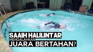 Video Berhasilkah Saaih Halilintar Mengalahkan Juara Bertahan? Swimming Challenge Seru Banget!!!!!!!!!!! MP3, 3GP, MP4, WEBM, AVI, FLV Mei 2019