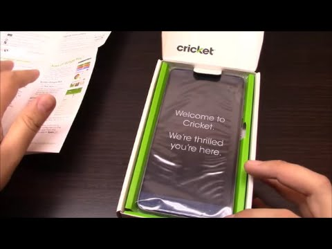ZTE Grand X Max 2 Unboxing And First Impressions - Cricket Wireless