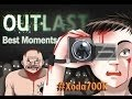 #Xoda700k Scary And Funny Moments Outlast