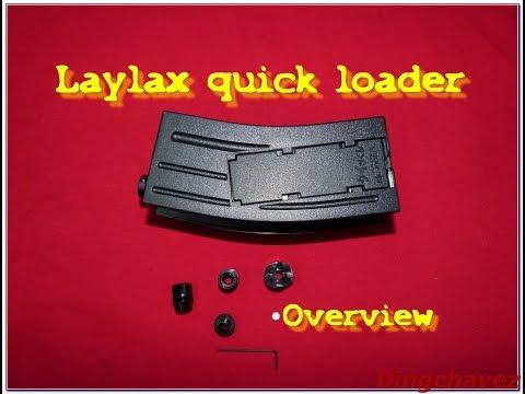 laylax - LISEZ !!! READ !!! English subtitles are available, activate them ---^ Découvrons aujourd'hui un BB loader élecrtique de marque Laylax. Après le SL14 Elite F...