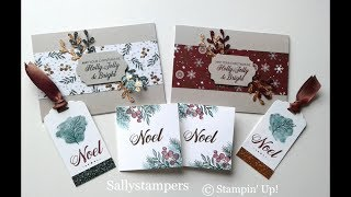 Video Christmas Cards Gift Set Cards and Tags MP3, 3GP, MP4, WEBM, AVI, FLV Juli 2019