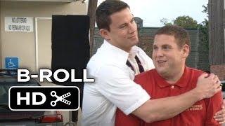 22 Jump Street B-ROLL 1 (2014) - Channing Tatum, Jonah Hill Comedy HD