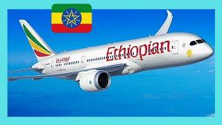 Flight From Addis Ababa To Lalibela, Ethiopia