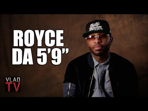 "Royce Da 5'9"" Says Drake Having a Ghostwriter Excludes Him as a Lyricist"