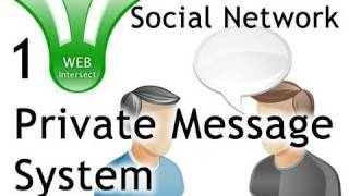 1/3 Private Message System Tutorial For PHP MySQL Websites Web Intersect