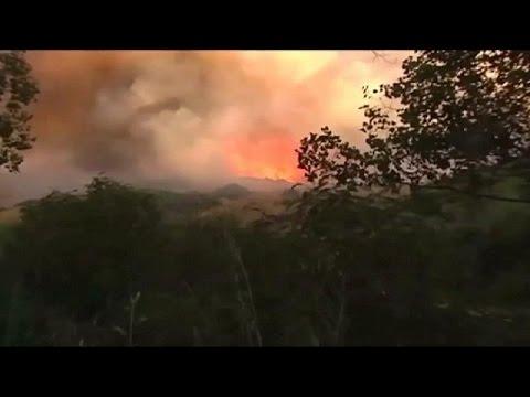 Ισπανία: Εμπρηστική ενέργεια οι φωτιές στην Κόστα ντελ Σολ, λένε οι αρχές