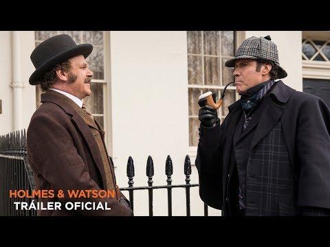 Holmes & Watson: Madrid Days - Tráiler Oficial HD en español?>