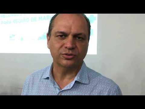 Ministro da Saúde comenta sobre liberação de recursos para a região