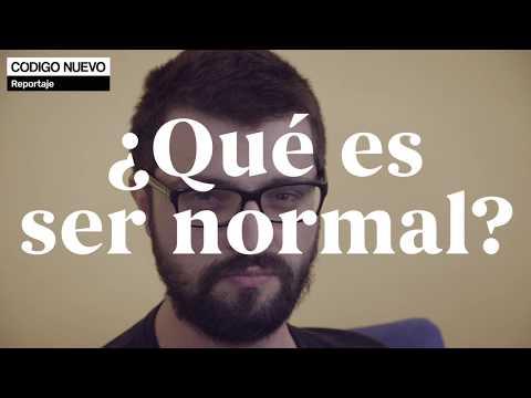 ¿Qué es ser normal?