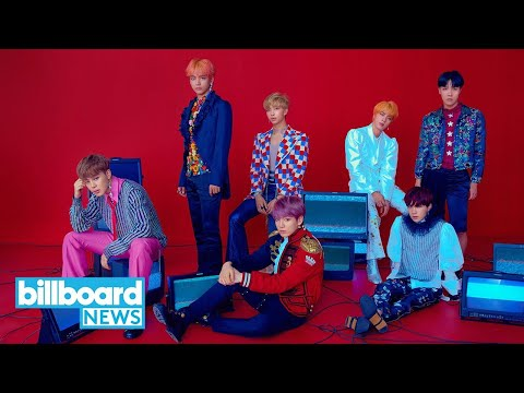 BTS Sells Over 2.6 Million Pre-Sale Copies of 'Map of the Soul: Persona' | Billboard News