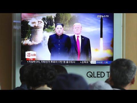 Singapur: Gipfel mit Trump und Kim - wird Trump alle  ...