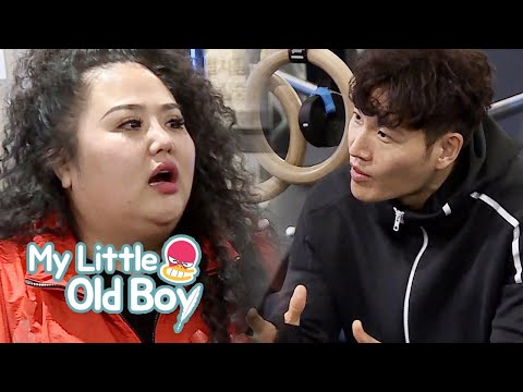 "Sun Young ""I Eat And Sleep While Jong Kook Eats And Works Out"" [My Little Old Boy Ep 138]"
