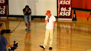 Video Kenny Chesney Suprises Celina High School 9/25/2010 download in MP3, 3GP, MP4, WEBM, AVI, FLV January 2017