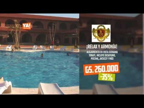 HOY en YA!: Alojamiento para 2 personas en Vista Serrana - Tobati. -35% OFF.
