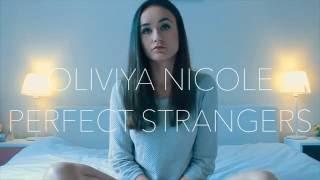 Jonas Blue - Perfect Strangers ft. JP Cooper (ACOUSTIC cover) - Oliviya Nicole Video