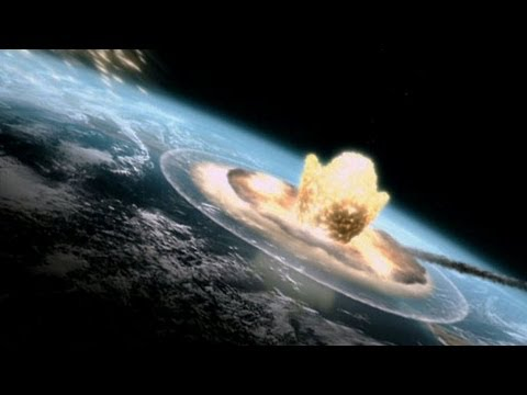 extinct - Meteors came hurtling to Earth and stopped life as they knew it for the dinosaurs. Complete and instantaneous extinction is no longer the theory. What did th...