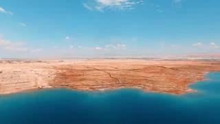 צילום אווירי ים המלח / DEAD SEA AERIAL VIDEOGRAPHY
