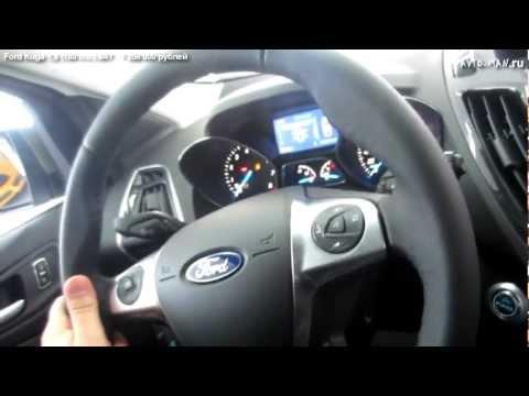 Ford Kuga 2013 первый обзор.Anton Avtoman.