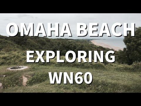 0 Omaha Beach Bunker And Trench Walk Through