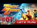 Let s Play: Zack Zero Parte 01 pc