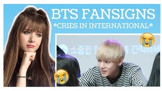 Video BTS CUTE FANSIGN MOMENTS REACTION ( if you listen closely you can hear me crying )// ItsGeorginaOkay MP3, 3GP, MP4, WEBM, AVI, FLV Juni 2018