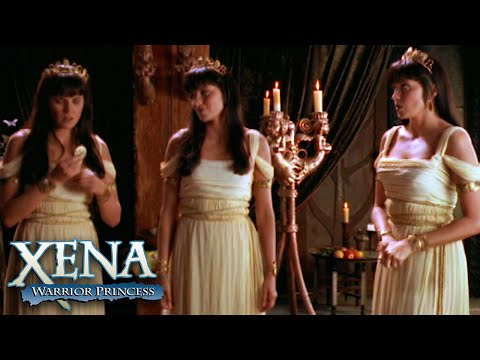 Warrior... Priestess... Tramp | Xena: Warrior Princess