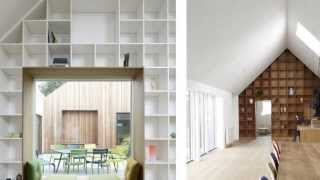 Архитектура домов Livsrum от студии EFFEKT