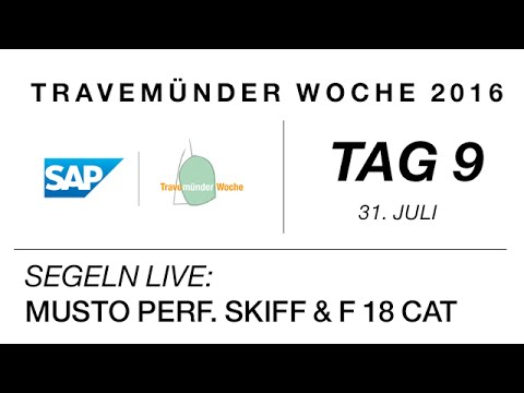 Segeln: Travemünder Woche 2016 - Tag 9 31.07.2016