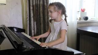 Мечтатели. Дети поют. Виктория Викторовна 6 лет.