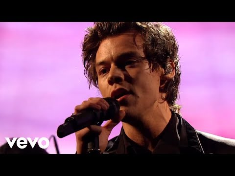 Sign of the Times (Live on The Graham Norton Show)