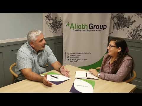 Entrevista Dr Alejandro Navarrete Empresas deben tener acompañamiento Psicológico, definición Coach