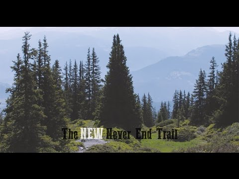 Video Downill in Laax: The Never End