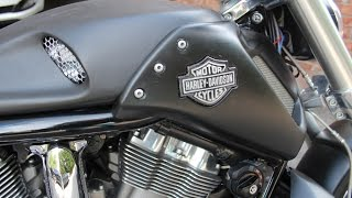8. 2012 Harley-Davidson V-Rod Muscle