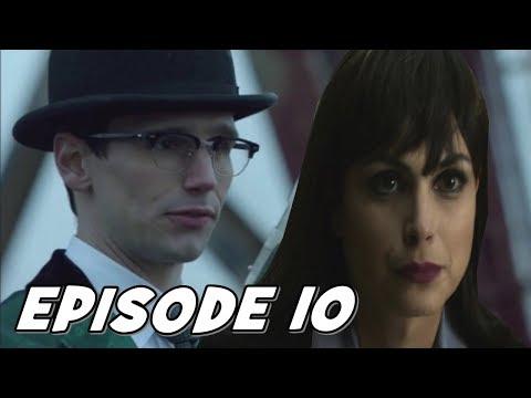 Professor Pyg, The Riddler & The War For Gotham - Gotham Season 4 Episode 10 Review!!!