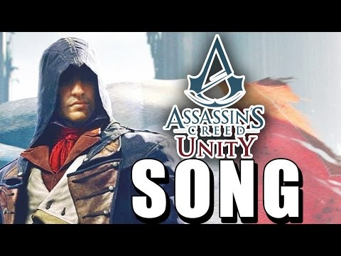 Assassin's Creed Unity Song - Music Video 'shadows' by Tryhardninja