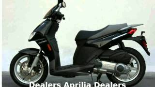 2. 2009 Aprilia SportCity 125 -  Specs Details [Motorcycle Specs]
