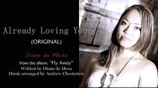 """""""Already loving you"""" Official Lyric Video"""
