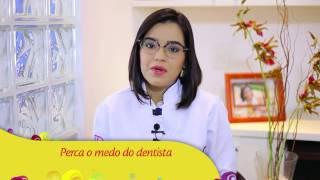 Dicas para seu filho perder o medo de dentista