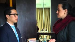 VIDEO 3: Rencontre avec Alex N'Guyen au FOUR SEASON HÔTEL de Casablanca Ghizlaine Lahrabli Coach