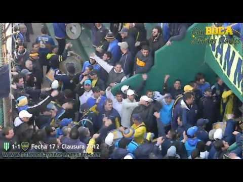 Video - Esta es la 12 sí señores (entra la 12) - La 12 - Boca Juniors - Argentina