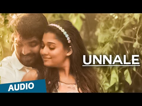Video Unnale Official Full Song (Audio) | Raja Rani download in MP3, 3GP, MP4, WEBM, AVI, FLV January 2017
