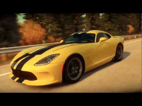 Forza Horizon Demo — Начало
