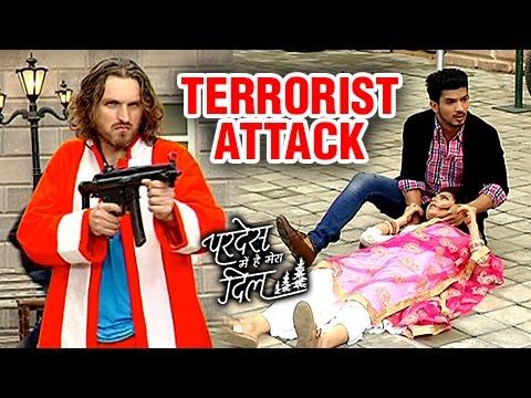 Naina SHOT During A TERRORIST Attack | परद�