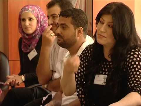 ورشة للدعم النفسي الاجتماعي والإسعاف النفسي الأولي للأطفال في المركز بالتعاون مع منظمة اليونيسيف