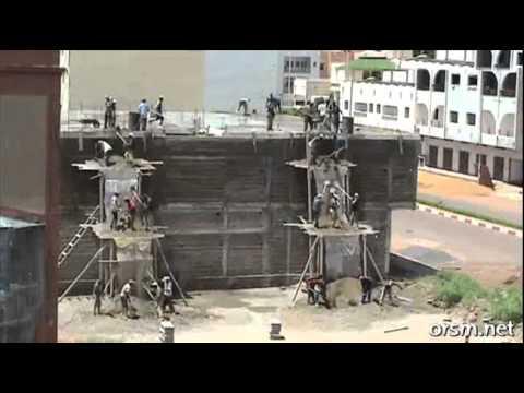Africká betonárka 1