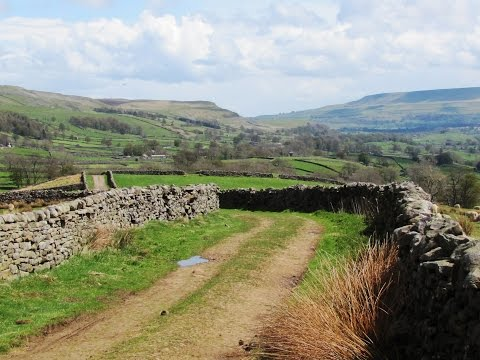 Askrigg to Mill Gill and Whitfield Gill Force round | yorkshire dales  Walks